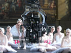 Libra with Pace 3D Rig Royal Ballet (Sky TV)